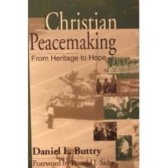 Christian Peacemaking