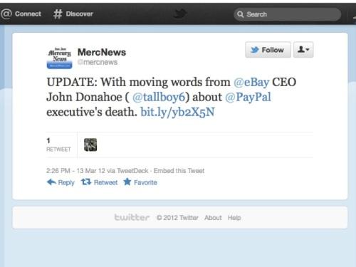 @MercNews tweet
