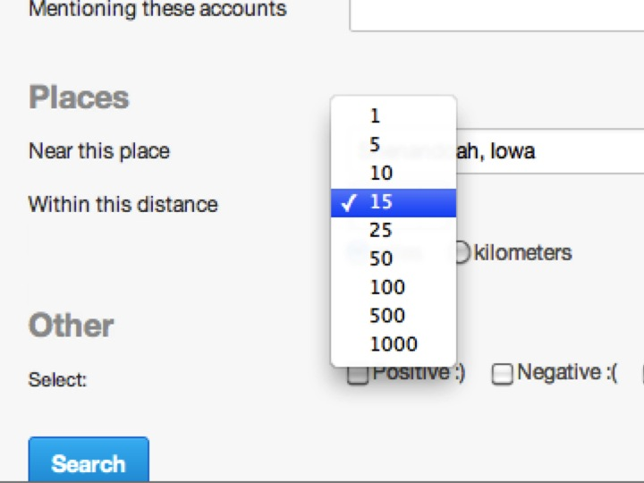Step one for using Twitter as a reporter: Master advanced search (3/3)