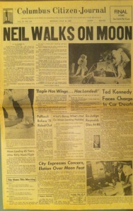 Columbus Citizen Journal July 21, 1969