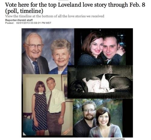 Valentine's Loveland