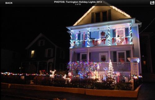 Torrington lights