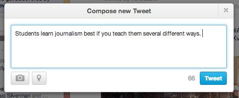 Lead tweet