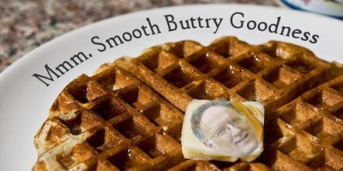 mmm smooth buttry goodness