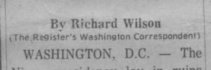 Nixon Wilson