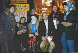 I visited Wall Drug with some Afghan teachers three years after my first cancer diagnosis.