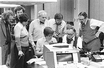 By caucus night 1980, I was in the middle of the action at the Des Moines Register. But I soon would grow a beard in hopes of adding some years to that baby-face appearance.