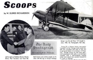 Popular Aviation's story on the Scoop.