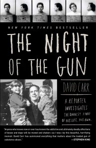 Carr's 2008 memoir, The Night of the Gun