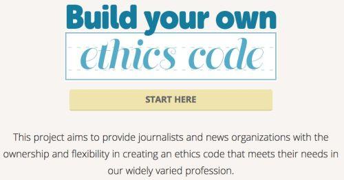 BYO ethics code