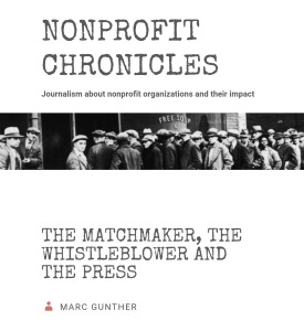Nonprofit chronicles