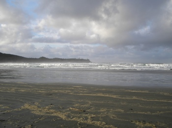 Cox Beach, south of Tofino