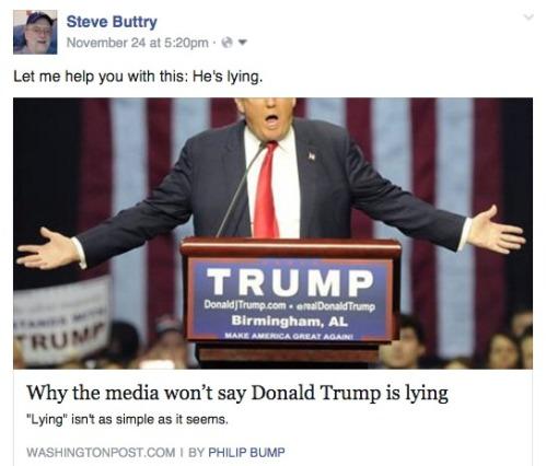 FB trolls lying 1