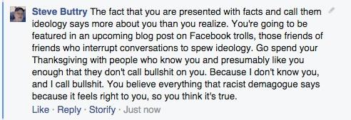 FB trolls lying 10