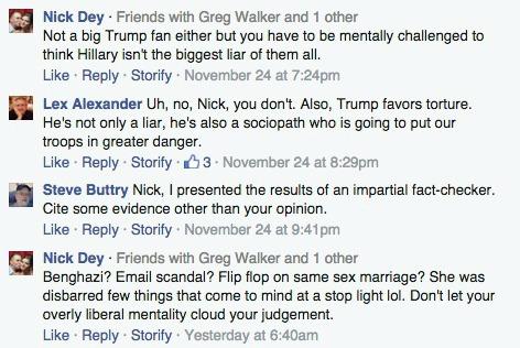 FB trolls lying 3