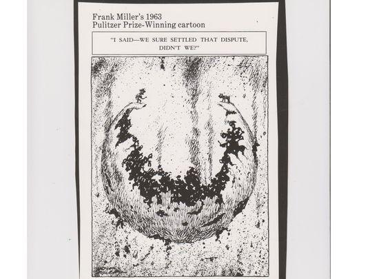 Frank Miller 1963