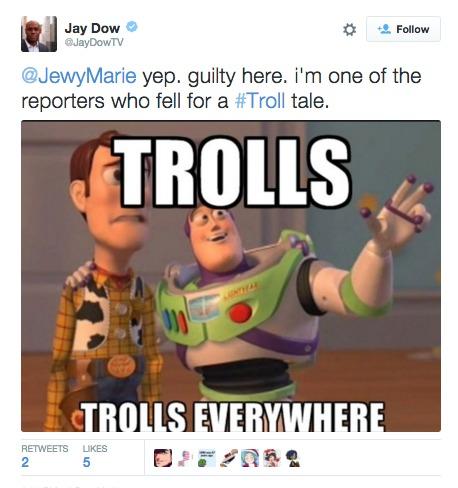 Jay Dow guilty plea