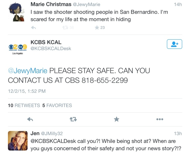 KCBS response