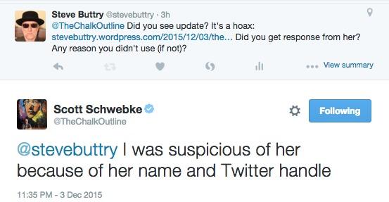 Schwebke tweet