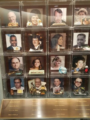 Each of the 168 people killed in the blast is remembered individually in the museum with photographs and personal items.