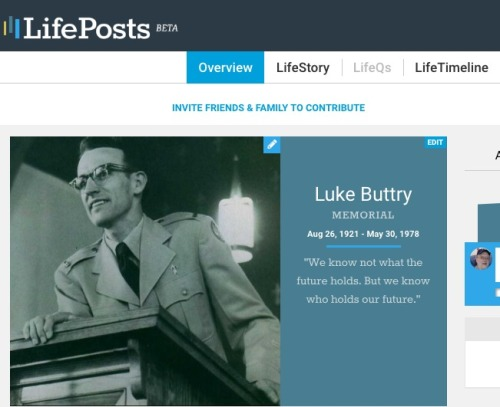 Lifeposts
